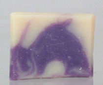 Cold-process Bar Soap - Peppermint