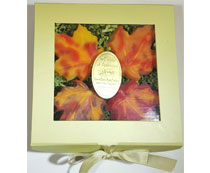 Small Leaf Soap Gift Box