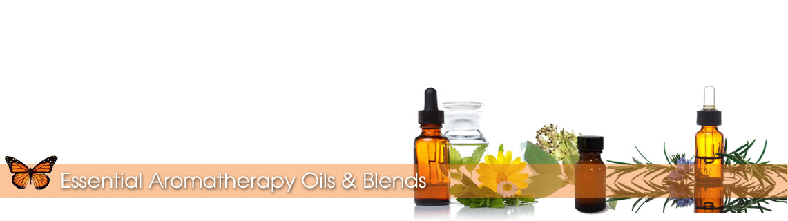 Essential Aromatherapy Oils & Blends