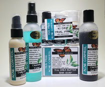 Tea Tree Acneic Skin Care