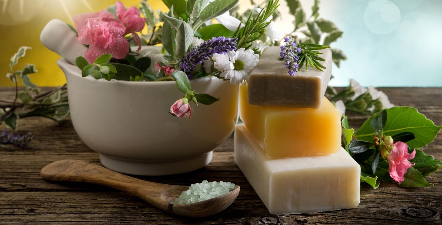 Cold-process Bar Soap