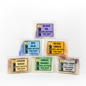 Cold-process Bar Soaps