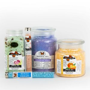 Bath & Shower Salts
