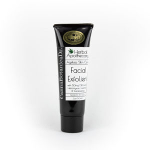 Weekly Facial Exfoliant