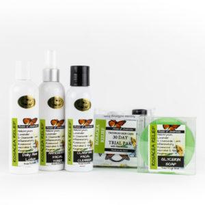Rosacea Natural Skin Treatment