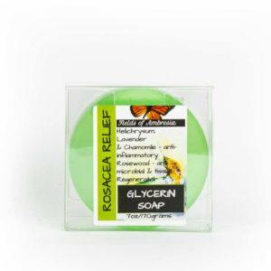 Rosacea Glycerin Soap