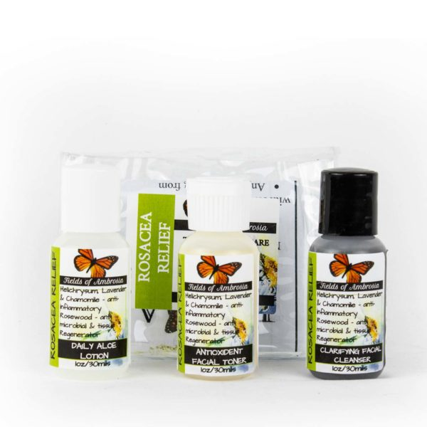 Rosacea 30 Day Trial Pack
