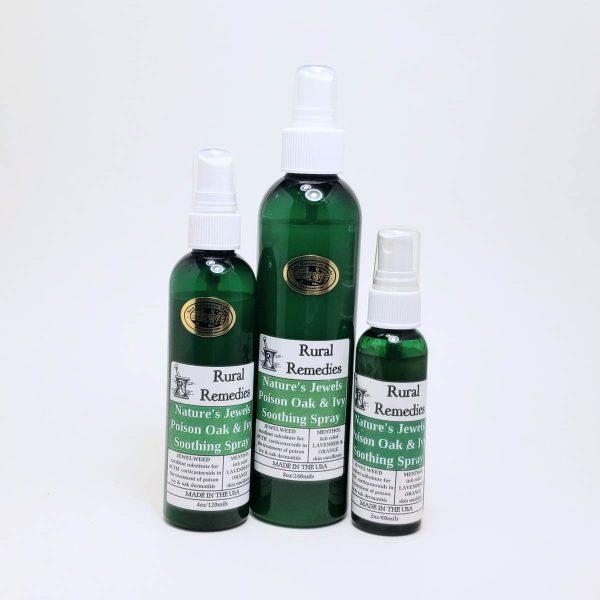 Nature's Jewels Poison Ivy & Poison Oak Body Spray