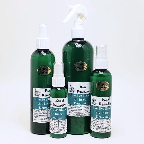 Bye Bye Black Fly Insect Deterrent Spray