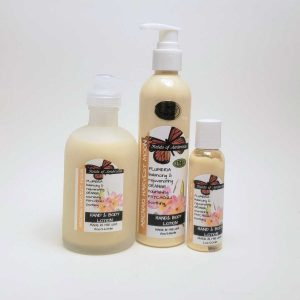 Fields of Ambrosia's Hand & Body Lotion