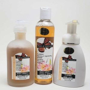 Hand & Body Wash - Abenaki Harvest Moon Scent