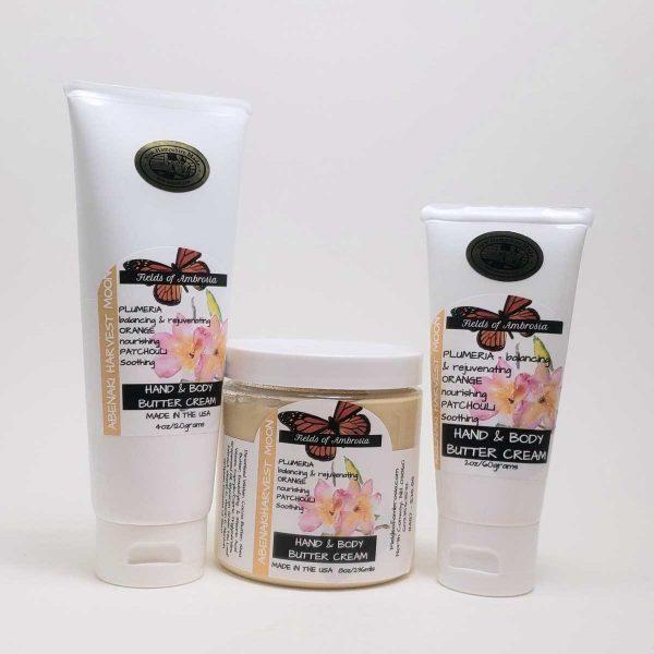 Fields of Ambrosia's Body Butter Cream