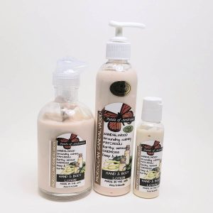 Hand & Body Lotion - Morrocan Sandalwood Scent