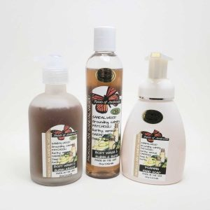 Hand & Body Wash - Moroccan Sandalwood Scent