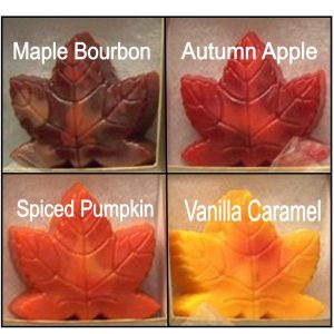 Autumn Leaf Soaps