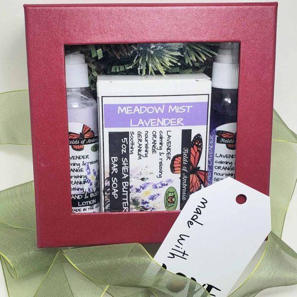 Bath & Body Gift Box