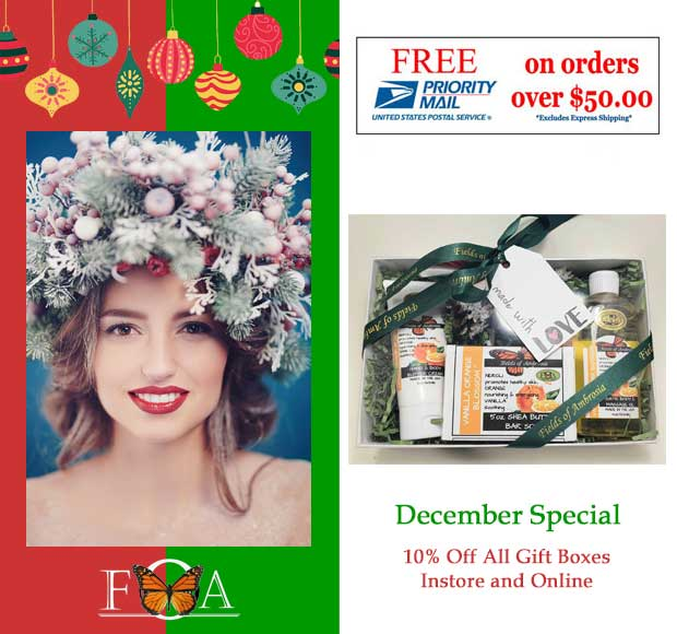Bath & Body Lady - gift box special